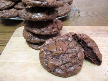 Rezept: Schokoladenplätzchen
