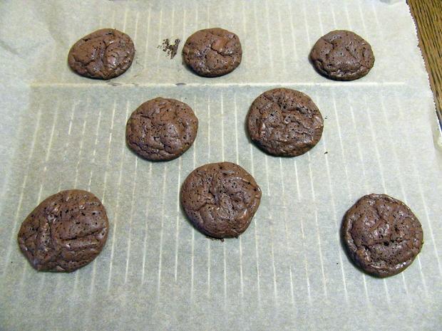 Schokoladenplätzchen - Rezept - Bild Nr. 3707