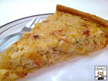Kuchen - Zwiebelkuchen - Rezept - Bild Nr. 3710