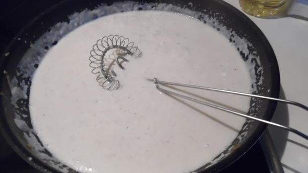Gnocchi-Auflauf mit Pute und Spinat - Rezept - Bild Nr. 3701