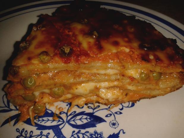 Pfannkuchen-Lasagne - Rezept - Bild Nr. 3698