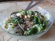 Robert Redford's sensationeller grüne Oliven Salat - Rezept - Bild Nr. 3698