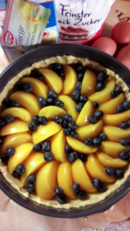 Leckerer Obstkuchen - Rezept - Bild Nr. 3708
