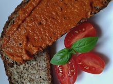 Paprika-Tomaten-Aufstrich - Sandwich-Creme - Rezept - Bild Nr. 3707