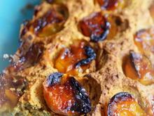Gesunder Karotten-Mirabellen-Kuchen - Rezept - Bild Nr. 2