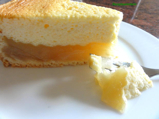 Murbeteig Birnen Schmand Kuchen