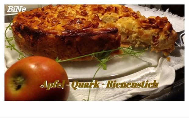 BiNe` S APFEL - QUARK - BIENENSTICH - Rezept - Bild Nr. 3783