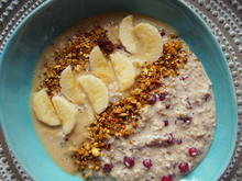 Frühstück; Overnight Oats; Grundrezept - Rezept - Bild Nr. 2