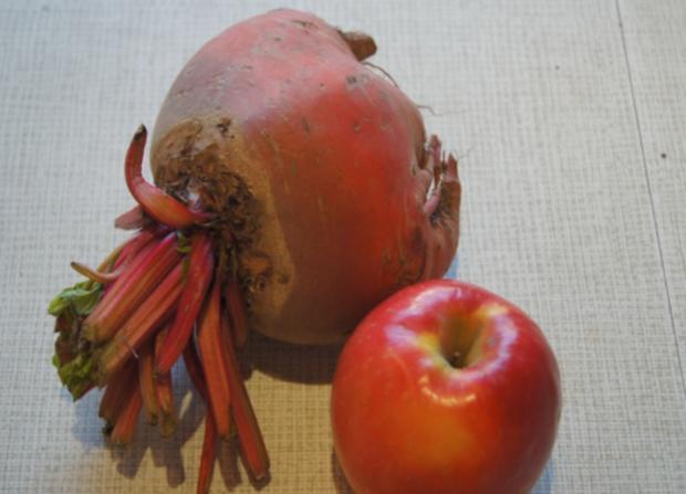 Weißer-frischer-Rote-Beete-Salat - Rezept - Bild Nr. 3789