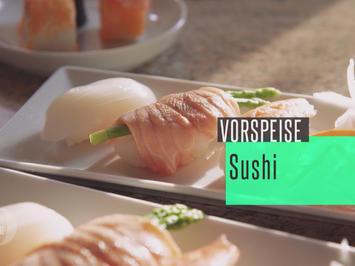 Rezept: Japanisches Sushi