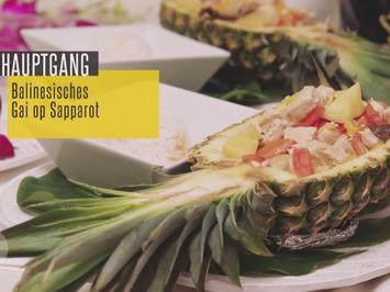 Rezept: Balinesisches Gai op Sapparot