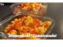 BiNe` S BLUMENKOHL - TOMATENSALAT - Rezept - Bild Nr. 3814