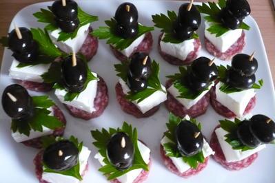 Schneller Snack - Rezept - Bild Nr. 3813