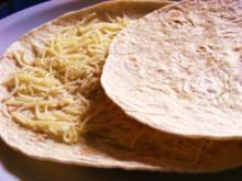 Cheese Quesadilla - Rezept