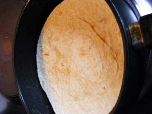 Cheese Quesadilla - Rezept