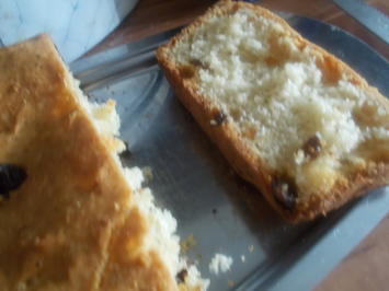 Rezept: Brot - Mein Rosinenbrot