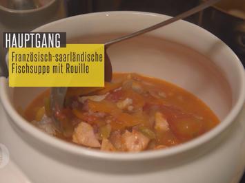 Französisch-saarländische Fischsuppe mit selbstgemachter Rouille - Rezept - Bild Nr. 2