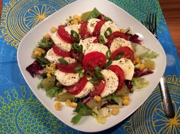 Einfach wieder Salat - Rezept - Bild Nr. 3845