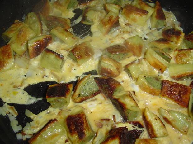 Maultaschen N.r. 2 schnelle Küche - Rezept - Bild Nr. 3855