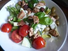Gemischter Chicoree Salat - Rezept - Bild Nr. 2