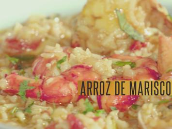 Rezept: Arroz Marisco (Juan Amador)