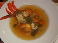 Maxi-Hähnchen-Suppentopf - Rezept - Bild Nr. 3870