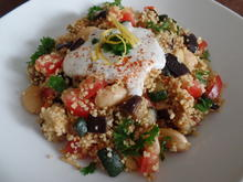 Gemüse-Couscous - Rezept - Bild Nr. 3870