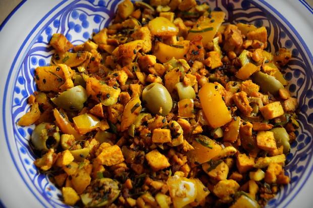 Frühstück - Rührtofu - Rezept - Bild Nr. 2