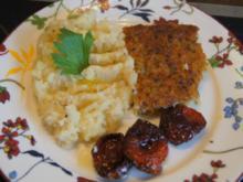 Schlemmer Filet Bordelaise mit Sellerie-Kartoffel-Stampf - Rezept - Bild Nr. 3870