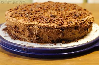 Dinkel-Schoko-Sahne-Torte - Rezept - Bild Nr. 3870