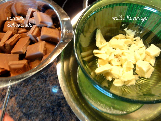 Rührteig:  CAKE ~ POPS, bunt und saftig - Rezept - Bild Nr. 3881