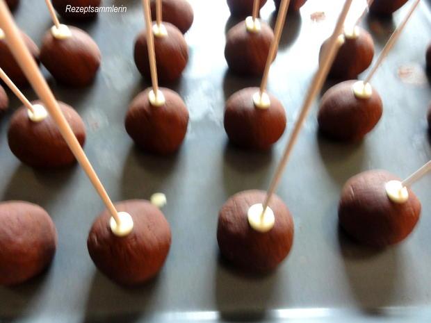 Rührteig:  CAKE ~ POPS, bunt und saftig - Rezept - Bild Nr. 3883