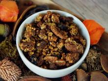 Herbstliches Kürbis-Granola zum Frühstück - Rezept - Bild Nr. 2