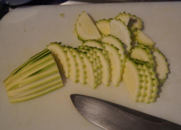 Zucchini-Omelett II - Rezept - Bild Nr. 3911