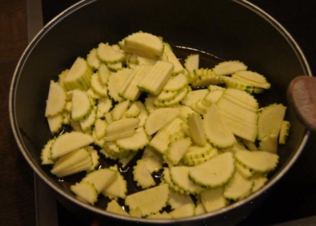 Zucchini-Omelett II - Rezept - Bild Nr. 3913