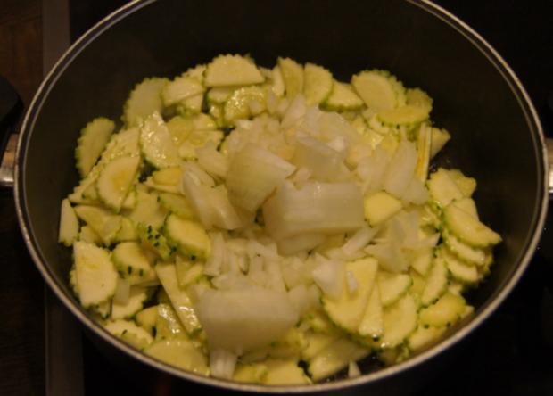 Zucchini-Omelett II - Rezept - Bild Nr. 3914