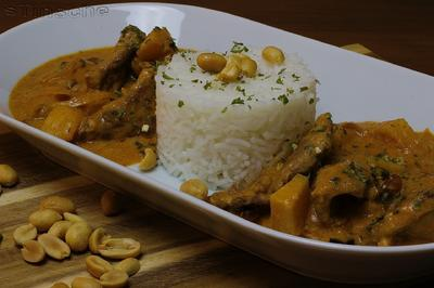 Rezept: Massaman Curry (Massaman Nua) - Neu überarbeitet-