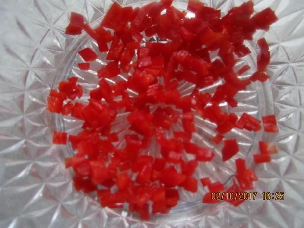 Gebratener Zander auf Lauch-Orangenbett - Rezept - Bild Nr. 3924