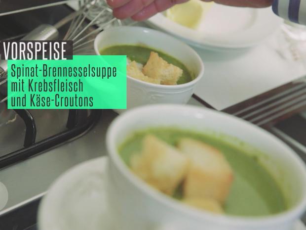 Spinat-Brennessel-Suppe - Rezept - Bild Nr. 2