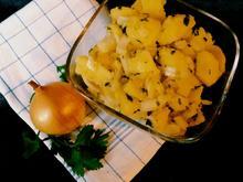 Schmackhafter Kartoffelsalat - Rezept - Bild Nr. 3938