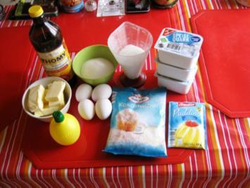 Kokos Käse Kuchen - Rezept - Bild Nr. 3977