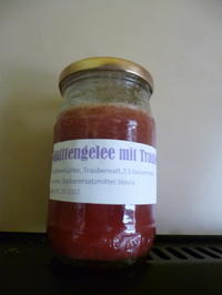 Quittengelee mit Traubensaft - Rezept - Bild Nr. 3980