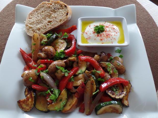 Gemüse-Gyros - Rezept - Bild Nr. 3980
