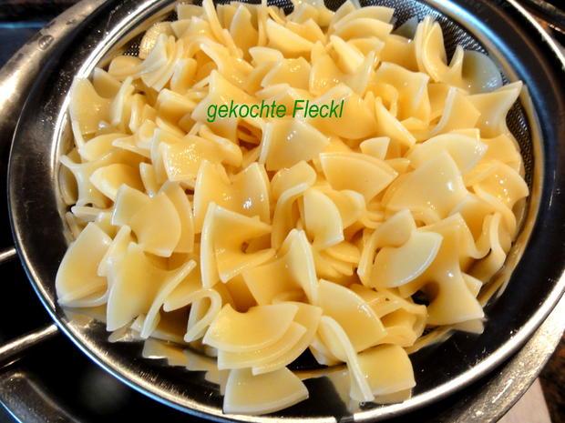 Suppe:   RINDFLEISCH ~ SUPPE  mit Einlage - Rezept - Bild Nr. 4013