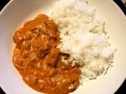 Chicken Tikka Masala - Rezept - Bild Nr. 4052