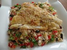 Couscous-Fisch-Pfanne - Rezept - Bild Nr. 4172