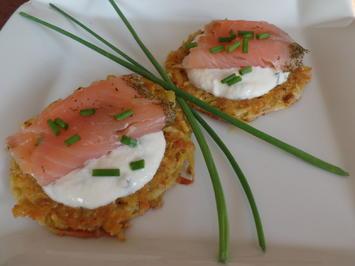 Kartoffel-Haferflocken-Puffer - Rezept - Bild Nr. 4227