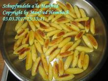 Kartoffeln – Schupfnudeln a'la Manfred - Rezept - Bild Nr. 4234