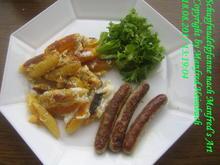 Kartoffeln – Schupfnudelpfanne nach Manfred's Art - Rezept - Bild Nr. 4234