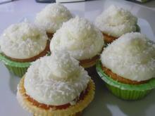 Raffaello-Cupcakes - Rezept - Bild Nr. 4234